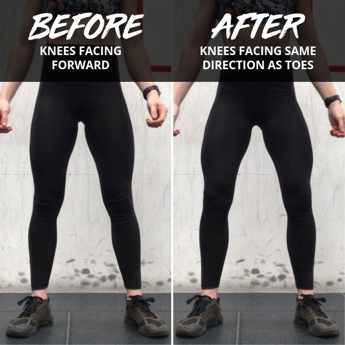 crossfit basics the air squat