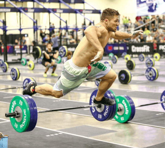 2019 crossfit games athletes