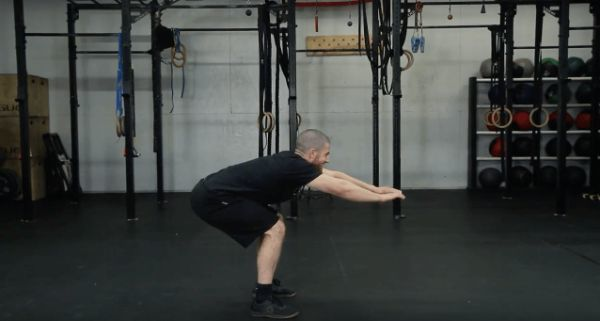 Hip mobility struggles