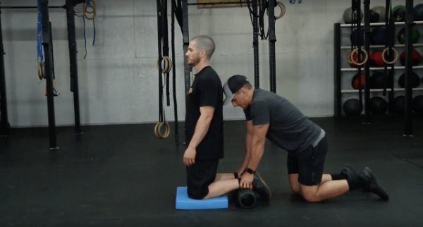hip strength drills